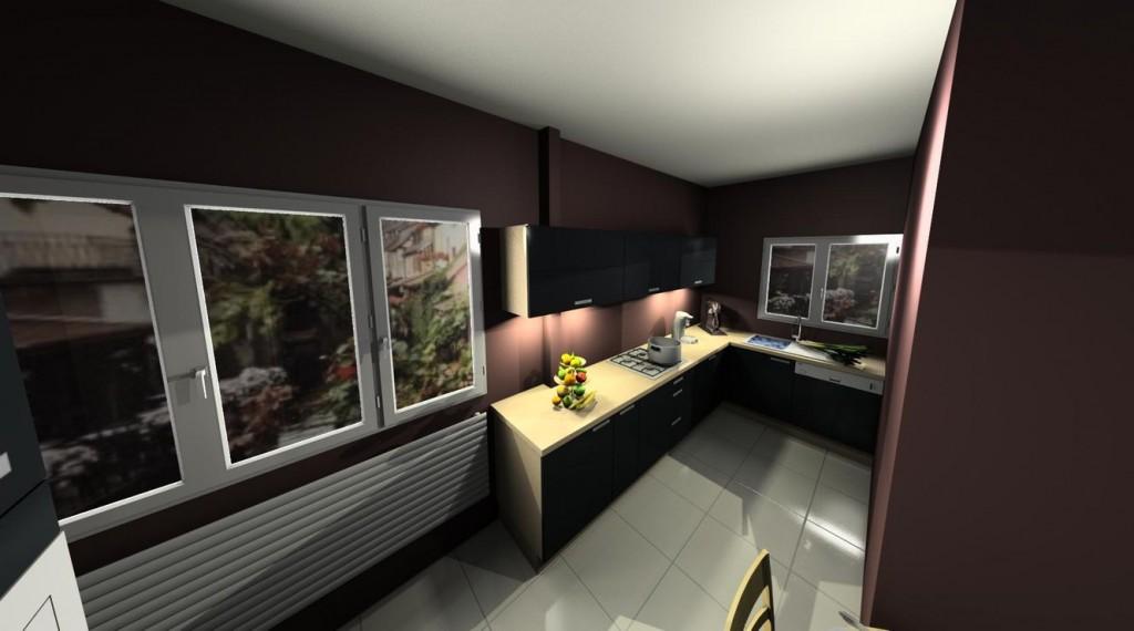 cr ation d une cuisine dans le sud de dijon 21 design. Black Bedroom Furniture Sets. Home Design Ideas