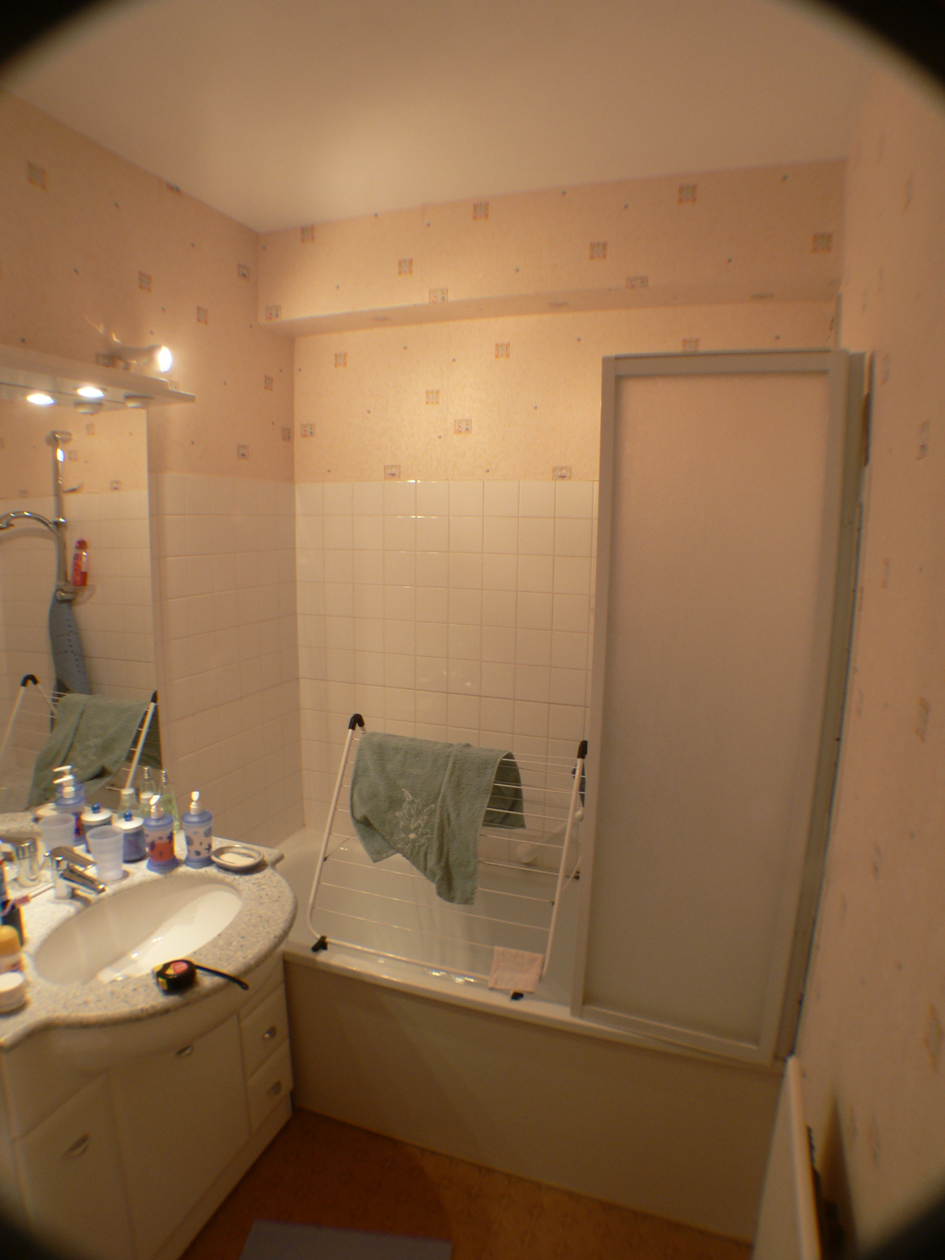 Salle de bain-Etat des lieux