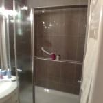 Salle de bain-Paroi ouverte