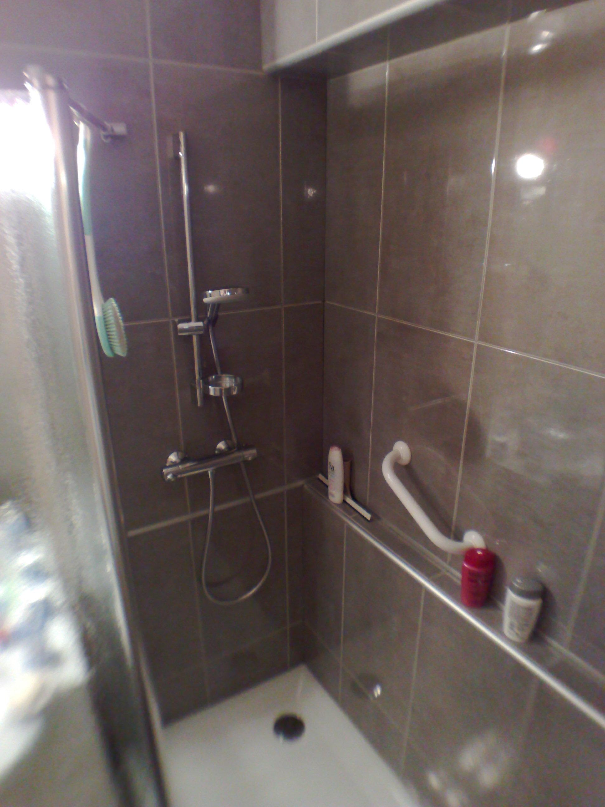 Salle de bain-Interieur douche